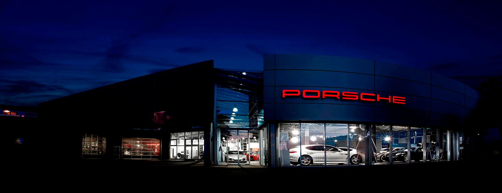 Porsche Centre Altötting